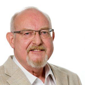 Ulfried Rudolph, Mitglied des Vorstands der Genossenschaftsladen im Löwen eG. Tübingen 2015. Foto: Martin Schreier / www.schreier.co