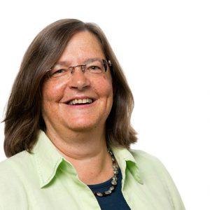 Sabine Eggers, Vorstandsmitglied in der Genossenschaftsladen im Löwen eG. Tübingen 2015. Foto: Martin Schreier / www.schreier.co
